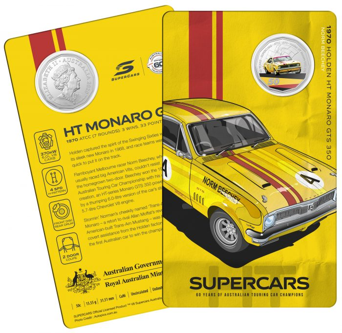 2020_50c_Supercars_Holden-HT-Monaro_Card