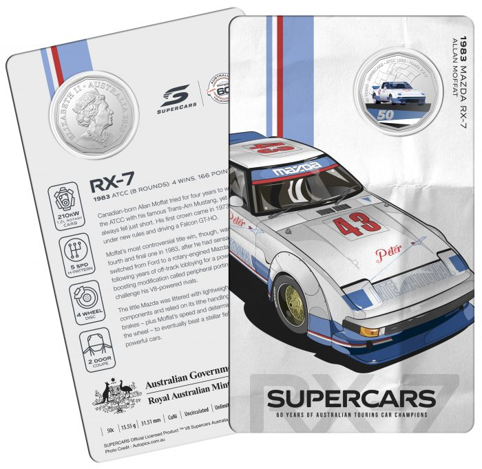 2020_50c_Supercars_Mazda-RX7_Card