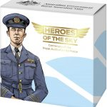 2021-$10-'C'-Mintmark-Heroes-of-the-Sky-Gold-Proof-Coin_Packaging_Front