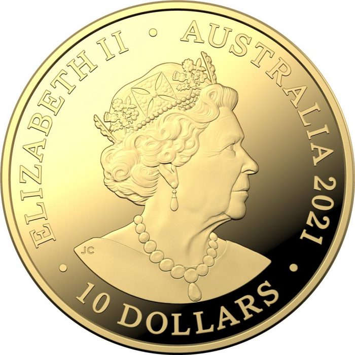 2021-COMMONWEALTH-Effigy_ROUND-OBV-GOLD-PROOF-with-$10-Denomination